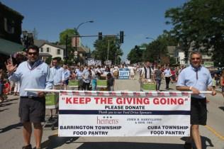 Post - Barrington 4th of July 2014 Parade - Bob Lee - 46
