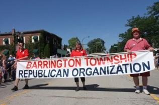 Post - Barrington 4th of July 2014 Parade - Bob Lee - 52