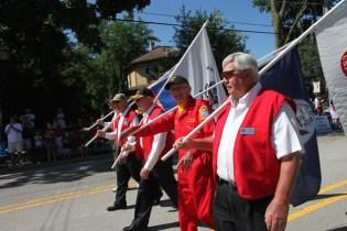Post - Barrington 4th of July 2014 Parade - Bob Lee - 73