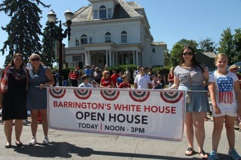 Post - Barrington 4th of July 2014 Parade - Bob Lee - 90