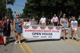 Post - Barrington 4th of July 2014 Parade - Bob Lee - 96