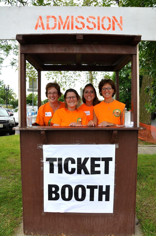 Barrington Brew Fest 2014 Volunteers