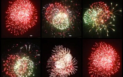192. Video: Behind-the-scenes of Barrington's Fireworks with 365BarringtonTV