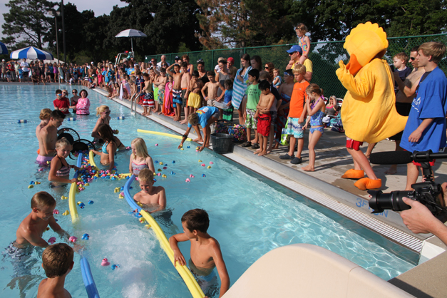JourneyCare Duck Race & Pool Party, 2014 - Photographed by Bob Lee