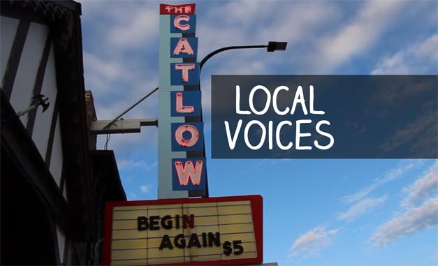 Catlow Theater in Barrington, Illinois