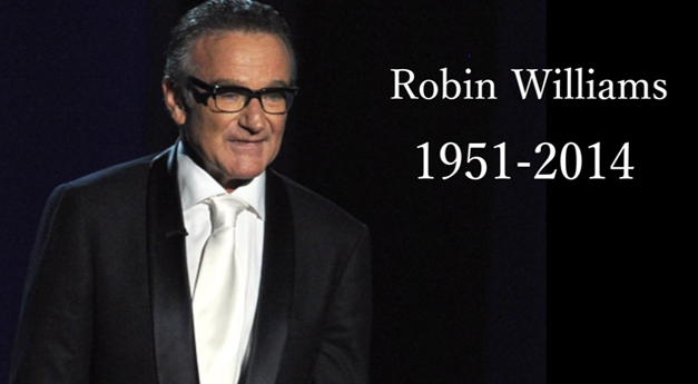 Barrington Remembers Robin Williams