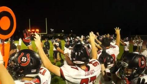 Post - BHS Game of the Week Broncos vs. Elk Grove - 9