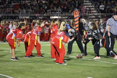 Post - Filly Football Powder Puff Homecoming Game - 113