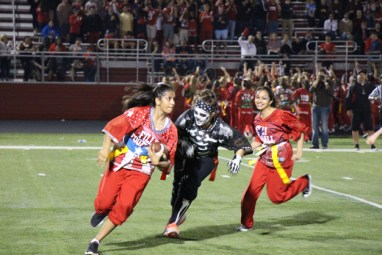 Post - Filly Football Powder Puff Homecoming Game - 116