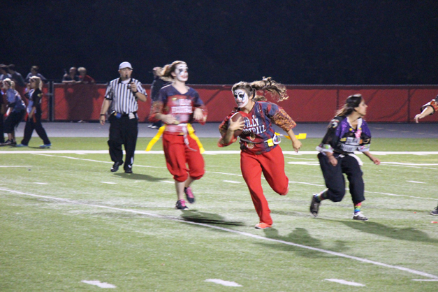 Post - Filly Football Powder Puff Homecoming Game - 144
