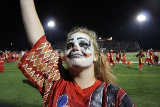 Post - Filly Football Powder Puff Homecoming Game - 15