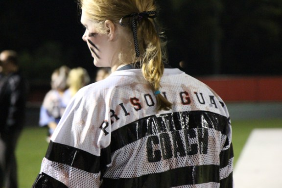 Post - Filly Football Powder Puff Homecoming Game - 24