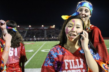 Post - Filly Football Powder Puff Homecoming Game - 70
