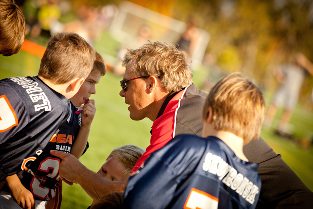 Remembering Coach Karl Ambroz - Photo by Liz Benedetto