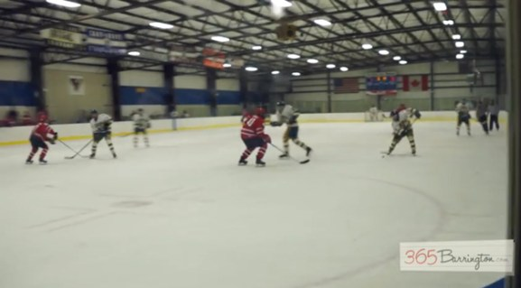 Post - Barrington High School Hockey Defeats Glenbrook North in BHS Game of the Week - 20