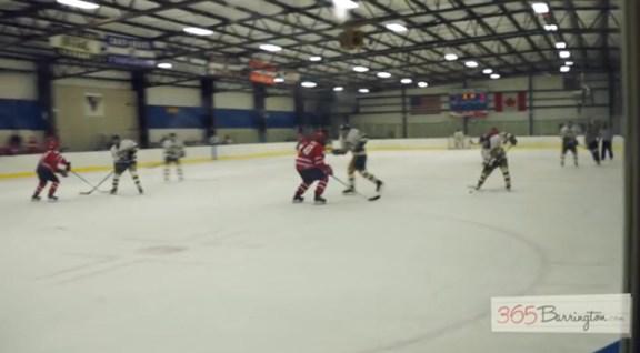 Post - Barrington High School Hockey Defeats Glenbrook North in BHS Game of the Week - 20