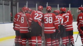 Post - Barrington High School Hockey Defeats Glenbrook North in BHS Game of the Week - 21
