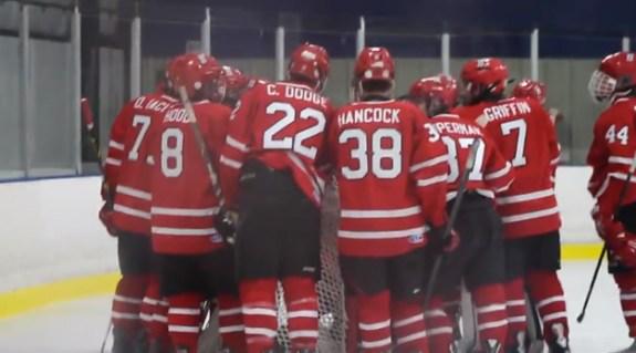 Post - Barrington High School Hockey Defeats Glenbrook North in BHS Game of the Week - 21