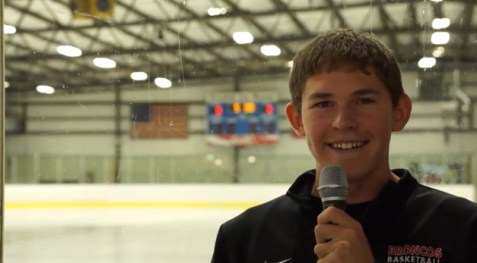 Post - Barrington High School Hockey Defeats Glenbrook North in BHS Game of the Week - 4