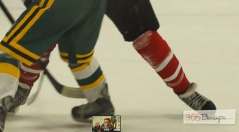 Post - Barrington High School Hockey Defeats Glenbrook North in BHS Game of the Week - 5