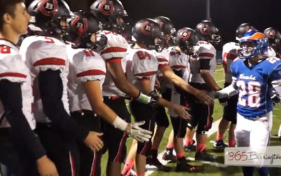 284. VIDEO: Broncos Prepare to Face Palatine After 55-14 Win Against Hoffman Estates in BHS Game of the Week
