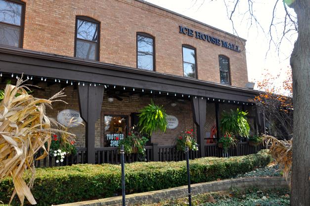 Ice House Mall - 200 Applebee Street in Barrington, Illinois