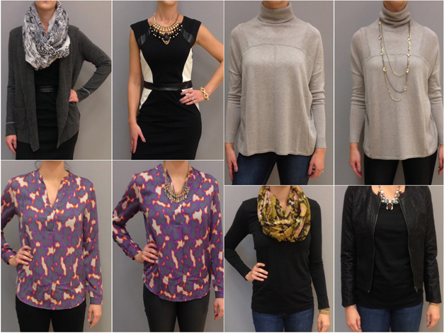 LUXE wearhouse Day to Night Outfits