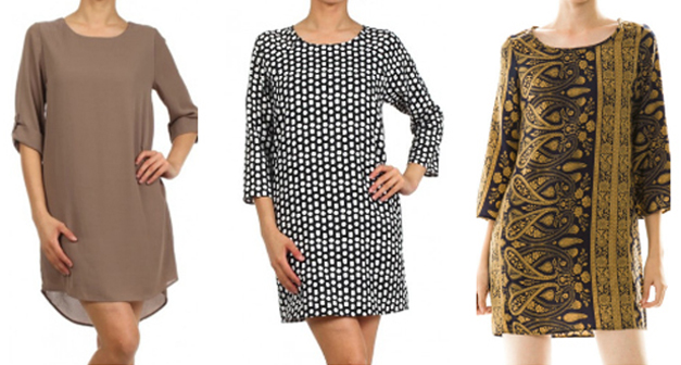 DRESS: One of Luxe Wearhouse's 4 Key Pieces You Need in Your Wardrobe this Fall