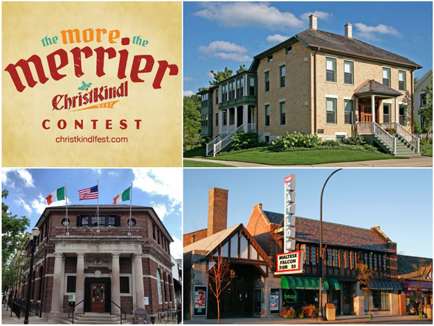 """The More the Merrier"" ChristKindlFest Contest"