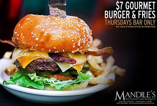Post - Mandiles - Burger Special
