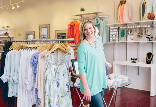 Bevello Store Manager Jaymie Dixon - Photo by Aimee Mazzenga