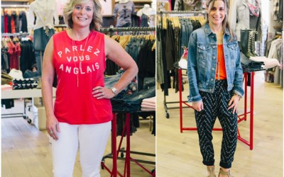 63. Evereve Features Spring Styles for Busy Moms at Deer Park Town Center