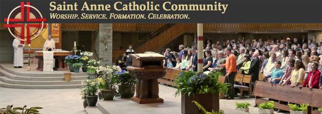 Post - Saint Anne Catholic Community - 2