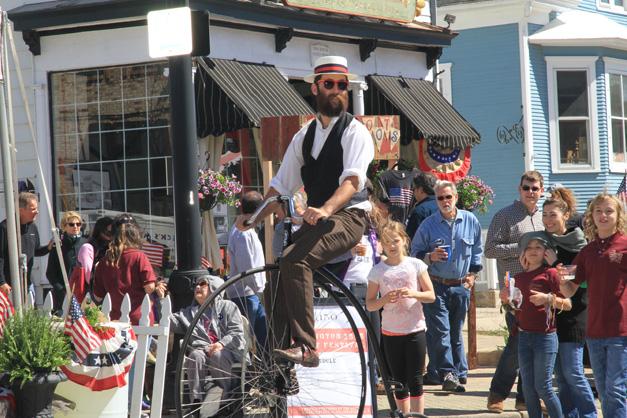 Barrington 1865 Street Festival - Photo by Bob Lee