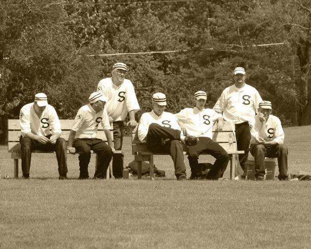 Chicago Salmon Vintage Baseball Club