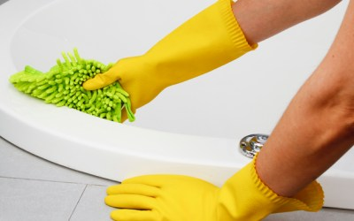 110. Health Beat: Cleaning with Bleach Increases Risk of Flu