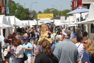 Barrington Art Fest - Photos by Bob Lee