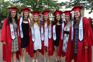 Post - Barrington High School Graduation - 5