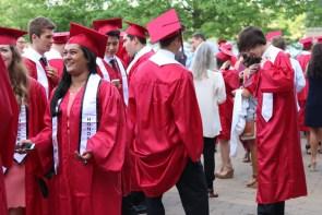 Post - Barrington High School Graduation - 8