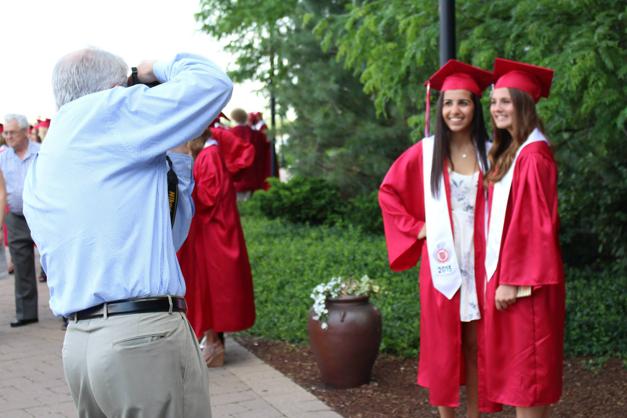 Post - Barrington High School Graduation - 9