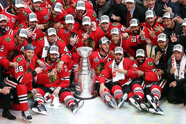 Post - Blackhawks - 2015 Stanley Cup Champs