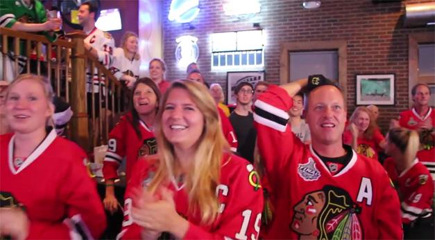 Post - Hawks Win Stanley Cup - Wool Street - 2