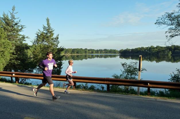 Post - Run the Shores at Lake Barrington - 1
