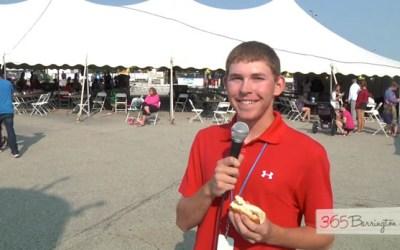 185. VIDEO: 4th of July Week Food & Fun at Barrington's Brat Tent