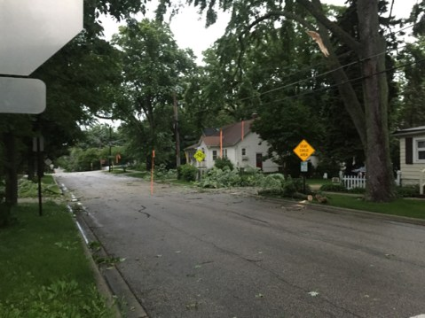 Post - Barrington Storm Damage - 1