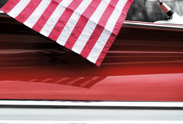 Post - Patriotic Cars