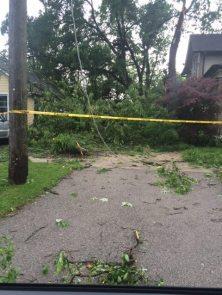 Village of Barrington Storm Damage - 2
