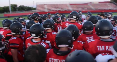 Post - BHS Broncos Red & White Scrimmage 2015 - 6