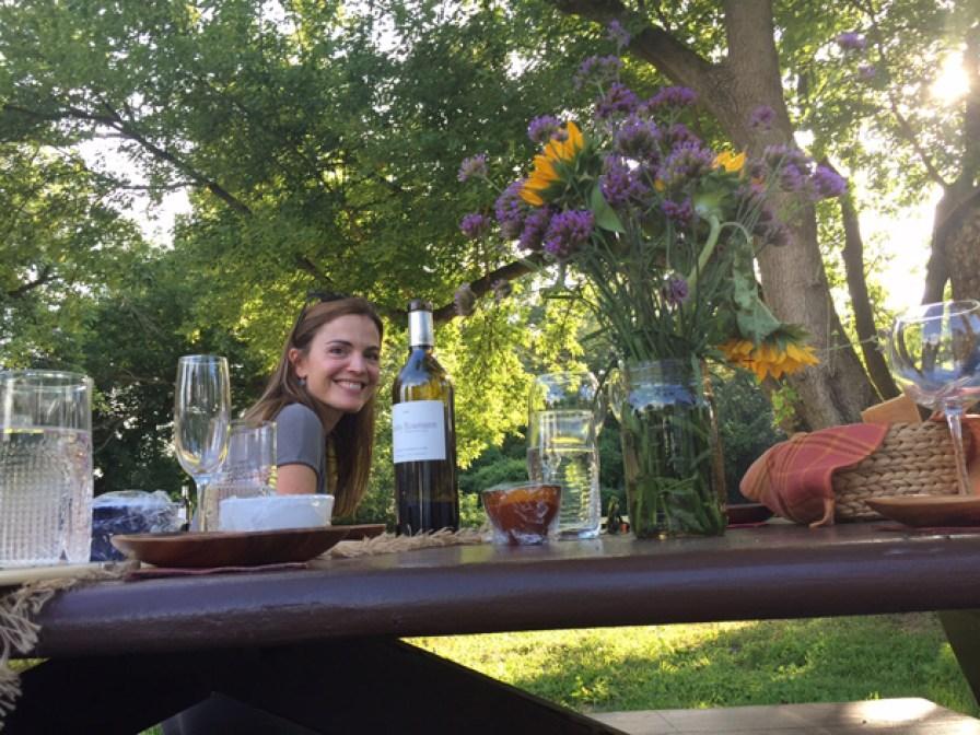 Post - The Gentleman Farmer - Crosby Roamann Wine Dinner - 1
