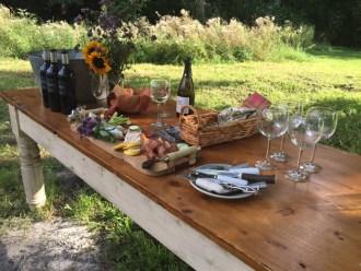 Post - The Gentleman Farmer - Crosby Roamann Wine Dinner - 3